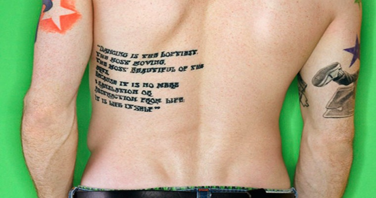 Best Tattoo Quotes About Life Custom 100 Best Tattoo Quotes