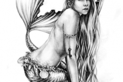 amazing-tattoo-design-of-sitting-angel-girl