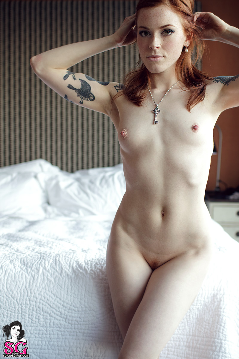 annalee naked suicide girl