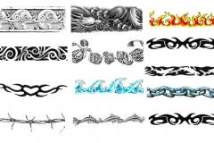 Cool-Band-Tattoos-Designs