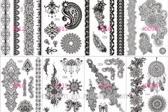 New-Tattoo-Sticker-Designs-Jewelry-Bracelet