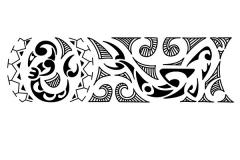 New-start-wristband-tattoo
