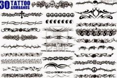 armband-tattoos-design