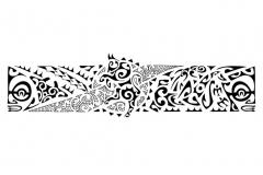 new-black-polynesian-armband-tattoo-design