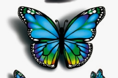 -2pcs-lot-sex-product-waterproof-temporary-tattoo-stickers-3d-glitter-colorful-butterfly-designs-for-women