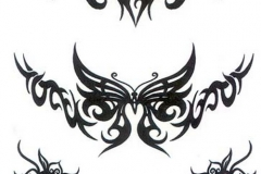 Modification-Tribal-Butterfly-Tattoo