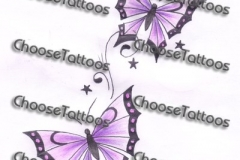 butterfly-tattoo-designs-girls-girly-stars-4591