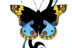 flower-butterfly-tattoos-1