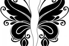 italian-horn-butterfly-tattoo