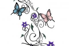 vines_and_butterflies_tattoo_by_ravenguardian13-d5fbxa3