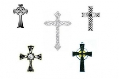Celtic Cross Tattoo Designs For Women 07