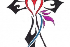 design-tribal-cross-tattoo-for-women-880x1584