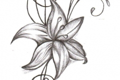 Flower-tattoo-designs-for-woman-pencil-drawings-tatt-flash-6