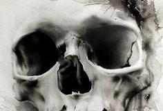 skull tattoo design 04