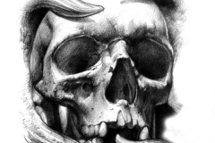 w3d-skull-tattoos-design