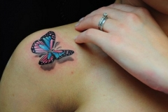 shoulder-small-butterfly-tattoo
