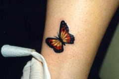 small-butterfly-shoulder-best-tattoo-women