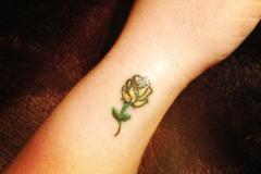 Beautiful-Small-Flower-Tattoo-On-Hand-17