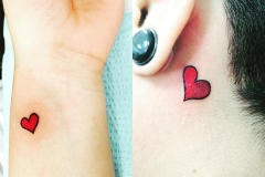 Cute-Red-Heart-Tattoo